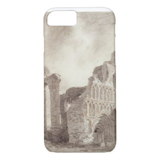 Ruin of St. Botolph's Priory, Colchester, c.1809 ( iPhone 7 Case