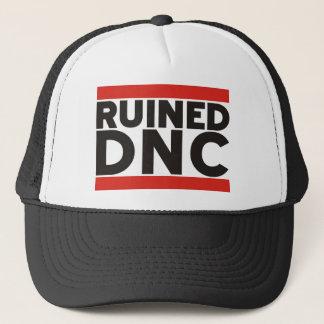 RUINED DNC TRUCKER HAT