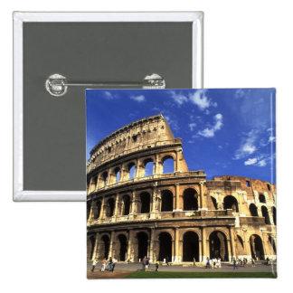 Ruines célèbres du Colisé à Rome Italie Pin's