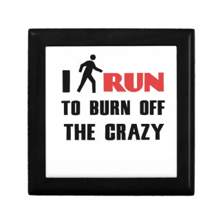 Ruining and health, to burn off the crazy gift box