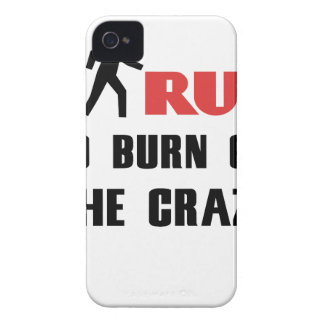 Ruining and health, to burn off the crazy iPhone 4 cases