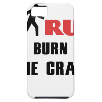 Ruining and health, to burn off the crazy iPhone 5 case