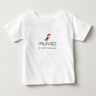 Ruining for health and fitness baby T-Shirt
