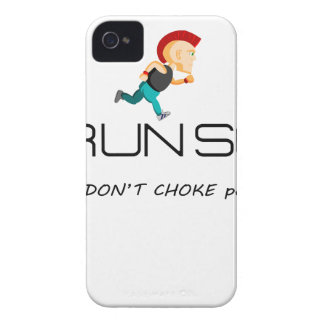 Ruining for health and fitness iPhone 4 case