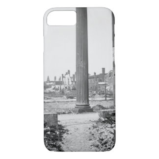 Ruins in Charleston_War Image iPhone 7 Case
