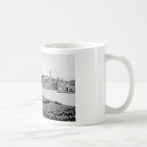 Ruins in front of the Capitol in Richmond, 1865 Coffee Mug