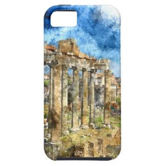 Ruins in Rome iPhone 5 Case