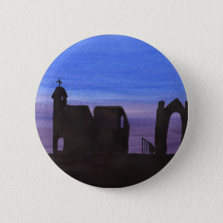 Ruins In the Gloaming 2 Inch Round Button