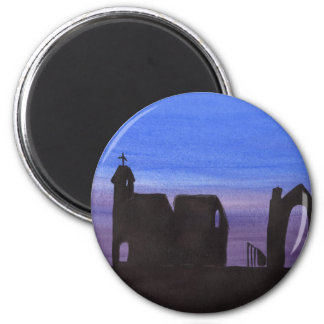 Ruins In the Gloaming Magnet
