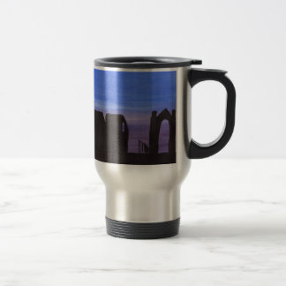 Ruins In the Gloaming Travel Mug