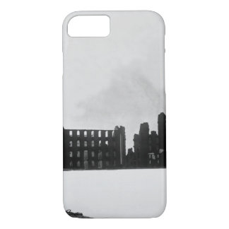 Ruins of Haxall's Mills, Richmond. April 1865. Ma iPhone 7 Case