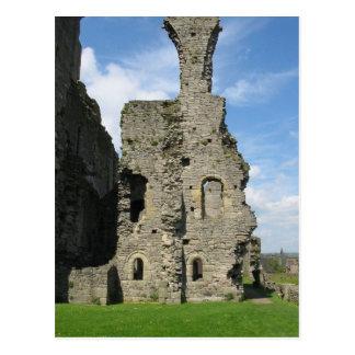Ruins Of Richmond Castle Postcard