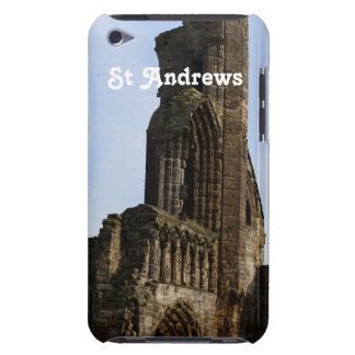 Ruins of St Andrews iPod Case-Mate Cases