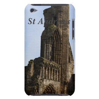 Ruins of St Andrews iPod Touch Cases