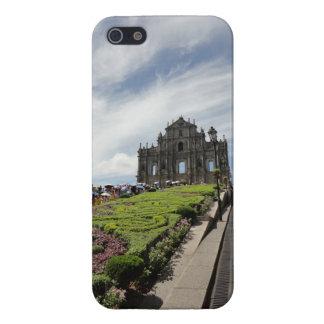 Ruins of St. Paul, Macau iPhone5 case iPhone 5/5S Covers