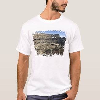 Ruins of the Roman Colosseum, Rome, Italy T-Shirt