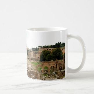 Ruins of the Roman Forum Coffee Mug