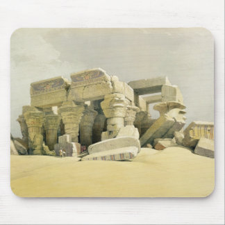 "Ruins of the Temple of Kom Ombo, from ""Egypt and N Mouse Pad"