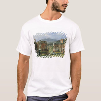 Ruins of the Theatre at Taormina T-Shirt