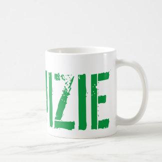 #RUIZIE 11oz Coffee Mug - Green