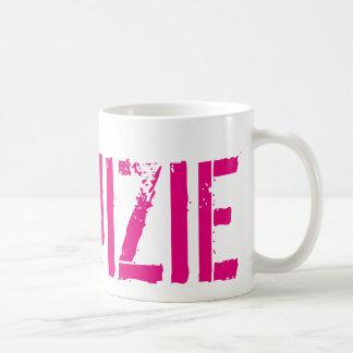 #RUIZIE 11oz Coffee Mug - Pink