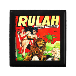 Rulah and a Big Scary Lion Gift Box