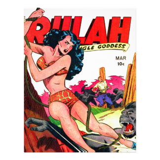 Rulah and the Big Ape Letterhead