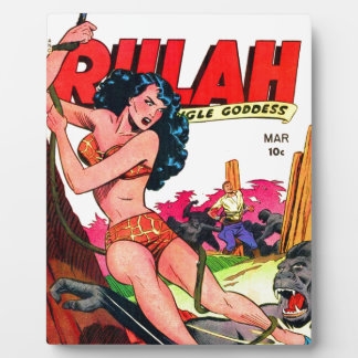 Rulah and the Big Ape Plaque