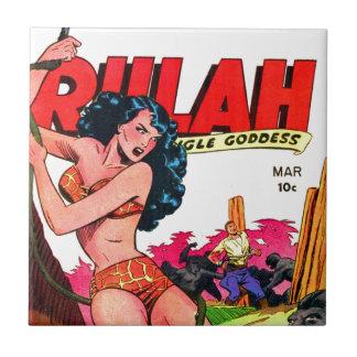 Rulah and the Big Ape Tile