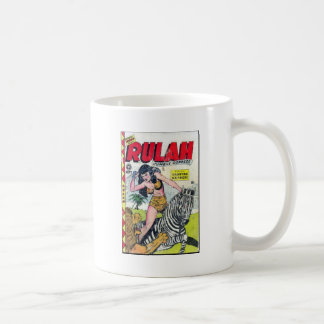 Rulah, Jungle Goddess Coffee Mug