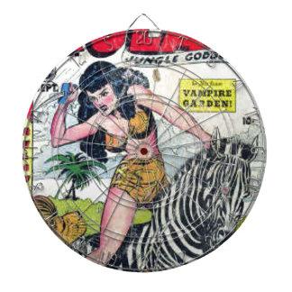 Rulah, Jungle Goddess Dartboard