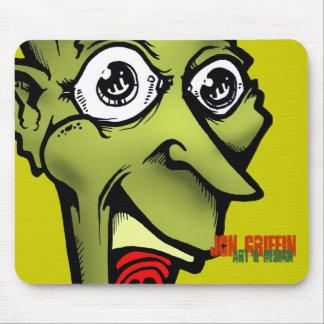 Rule22, Jon Griffin, Art & design Mouse Pad