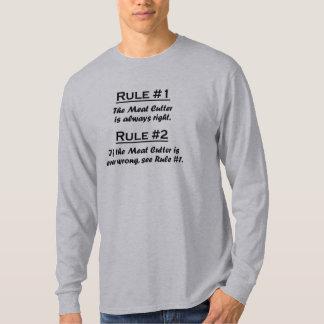 Rule Meat Cutter T-Shirt