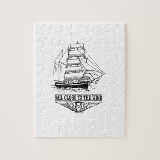 rule sail close to the wind jigsaw puzzle