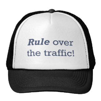 Rule Traffic Hats