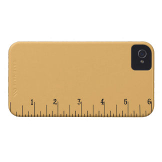 Ruler iPhone 4/4S Case