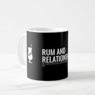 Rum & Relationships - Logo Mug