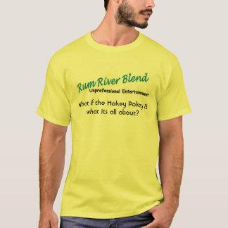 Rum River Blend - Hokey Pokey - Customized T-Shirt