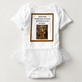 rumba baby bodysuit