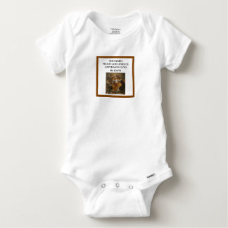 rumba baby onesie