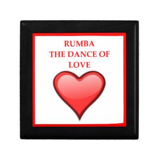 RUMBA GIFT BOX