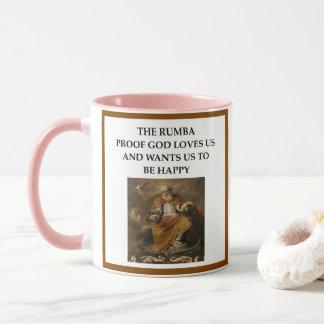 rumba mug