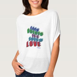 Rumi: Each Breath T-Shirt