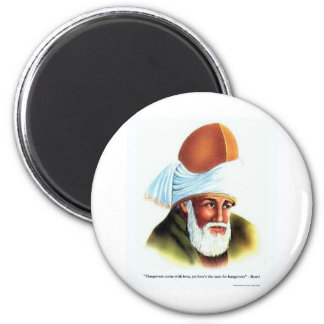 Rumi Hangovers/Love Tees Gifts & Collectibles 2 Inch Round Magnet
