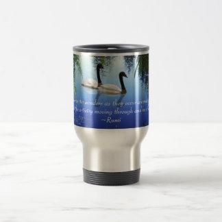 Rumi The wonders 15 Oz Stainless Steel Travel Mug