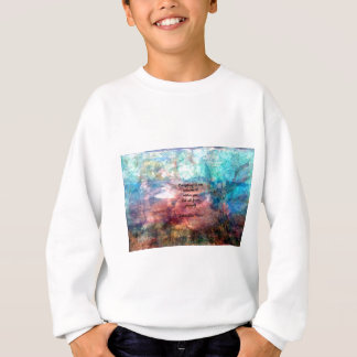 Rumi Uplifting Quote About Energy And Universe Sweatshirt
