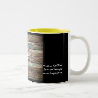 Rummage and Restore Coffee Mug