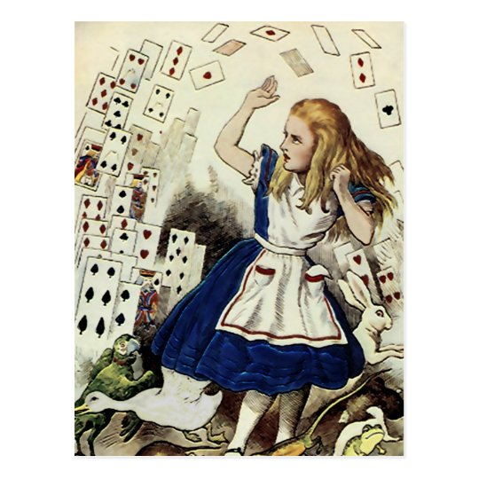 Run Alice Run ! ~ Postcards