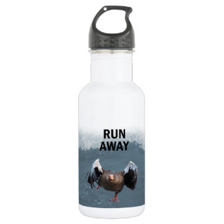 Run away 532 ml water bottle