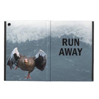 Run away cover for iPad air